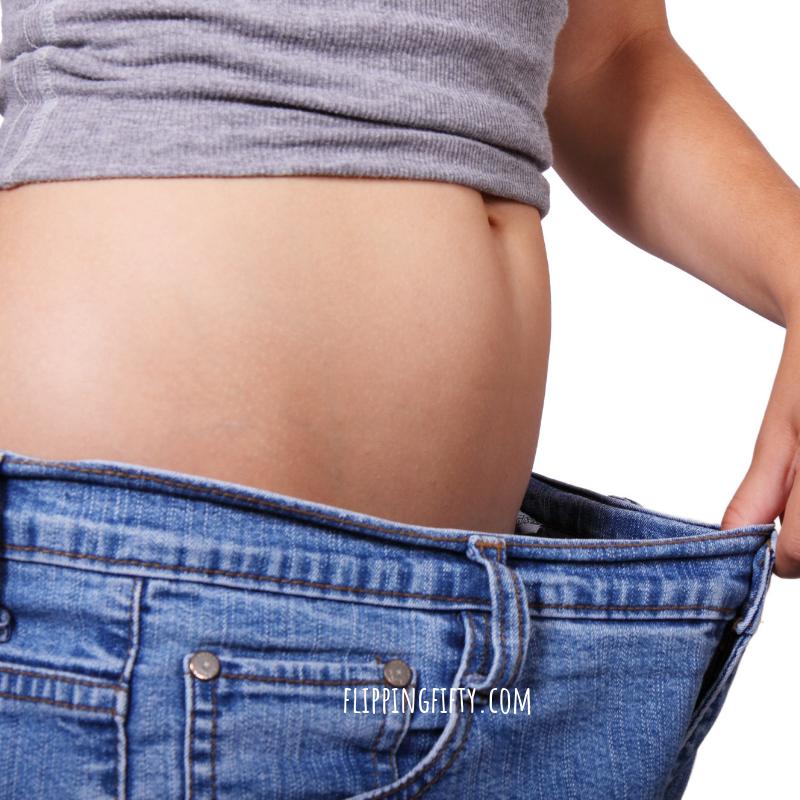 menopause belly fat