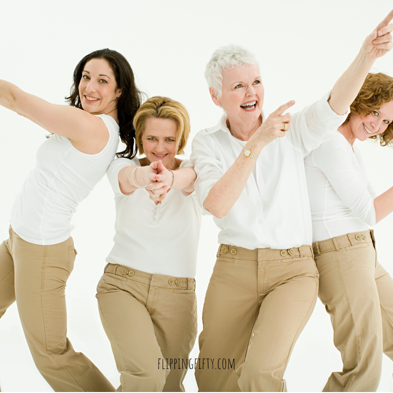 workouts for women over 50