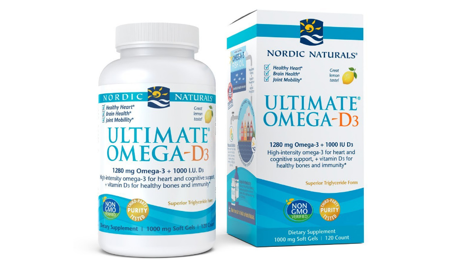 Omega 3 (with D)