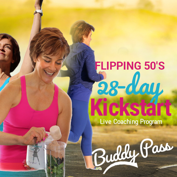 Get the 28-day kickstart for you and a buddy!