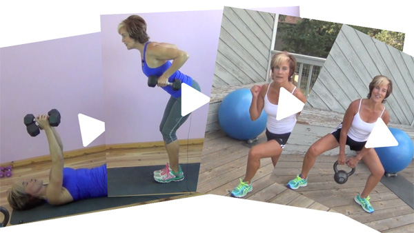 Strength Training For Women Over 50 Fit U