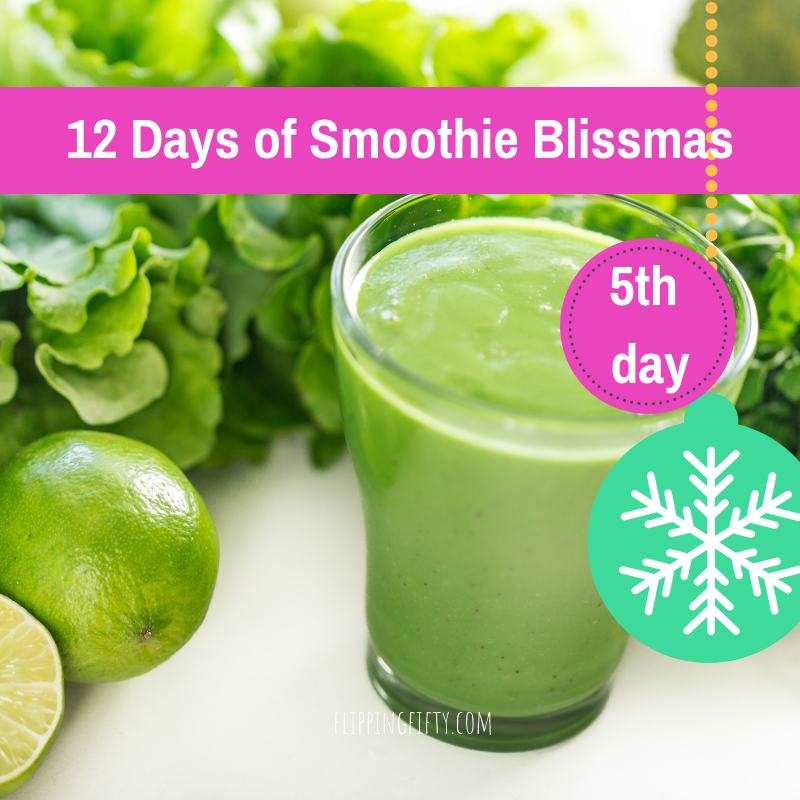 12 Days of Smoothies