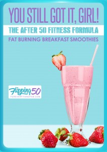 weight loss after 50 with smoothies