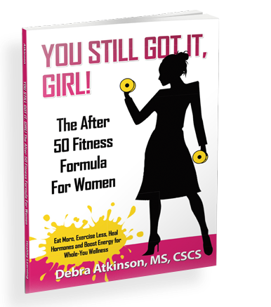 You Still Got It, Girl! Book