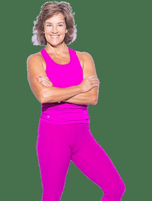 Debra Atkinson - Hormone balance for women over 50 - arms crossed