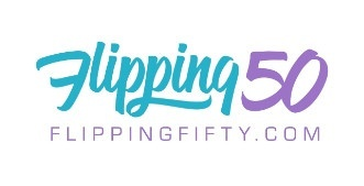 Flipping Fifty Logo