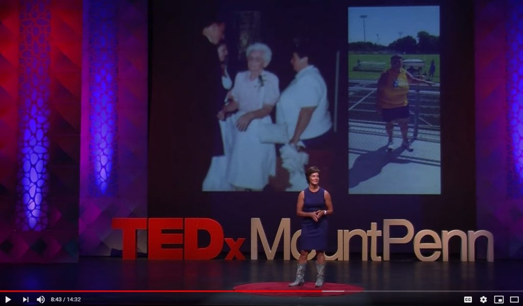 menopause education tedx talk