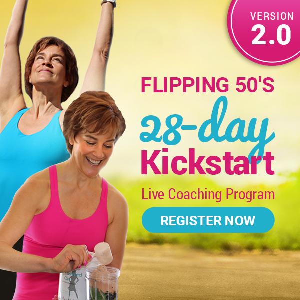 28 day Kickstart 2.0 for Women over 50