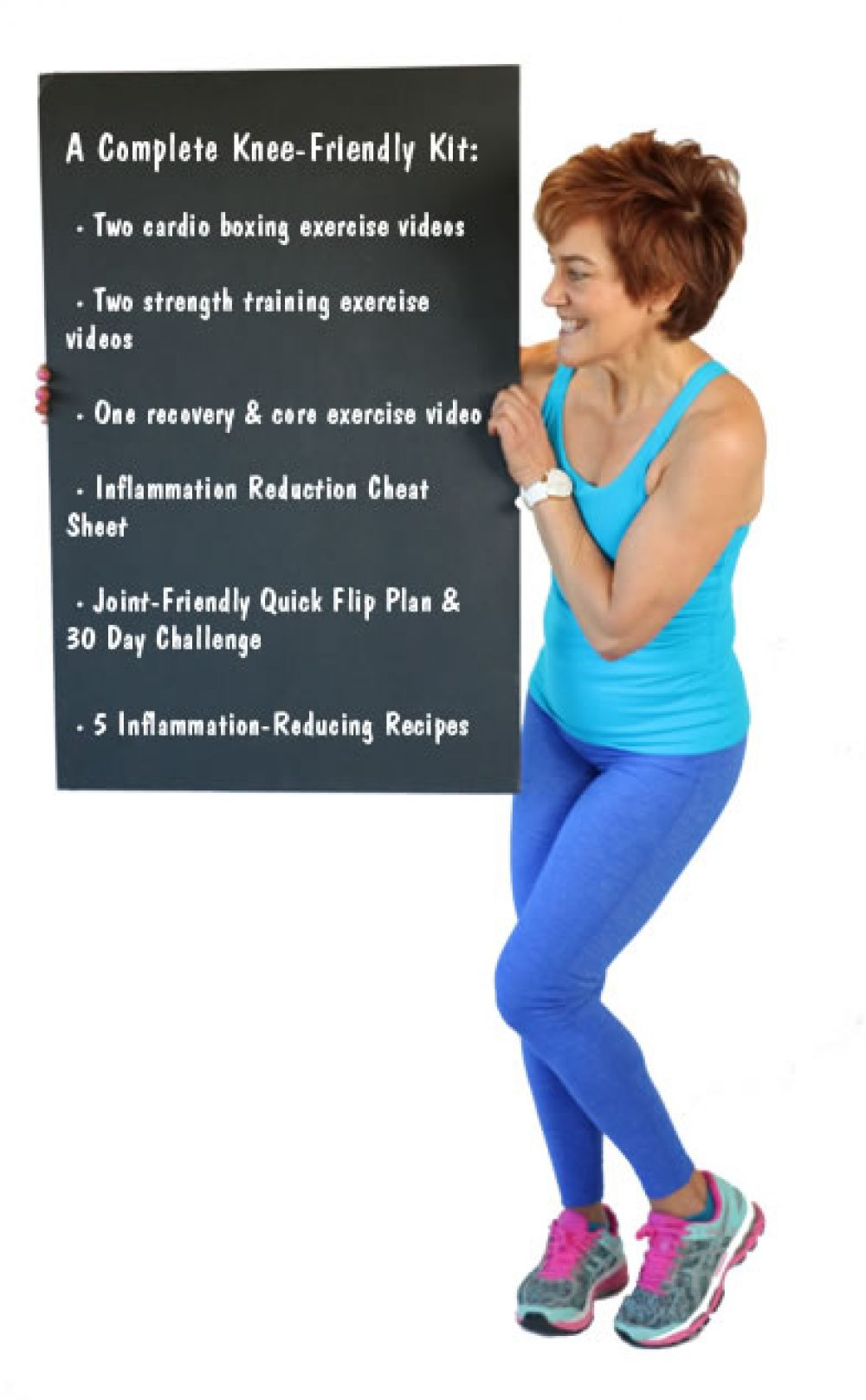 keep your knees healthy! Workouts safe for knees