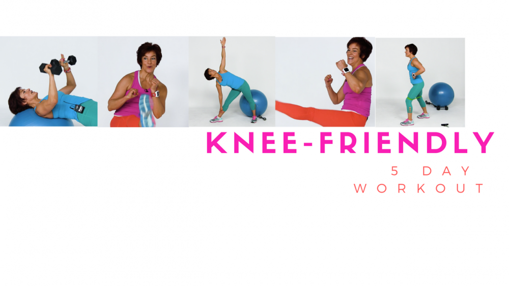 Workout Videos that protect your knees