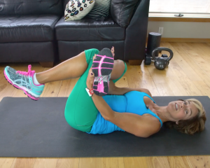 20-minute fitness stretches