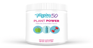 plant power chocolate shake protein powder