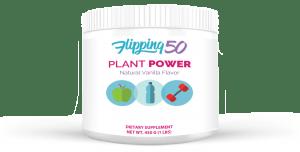 plant power vanilla shake protein