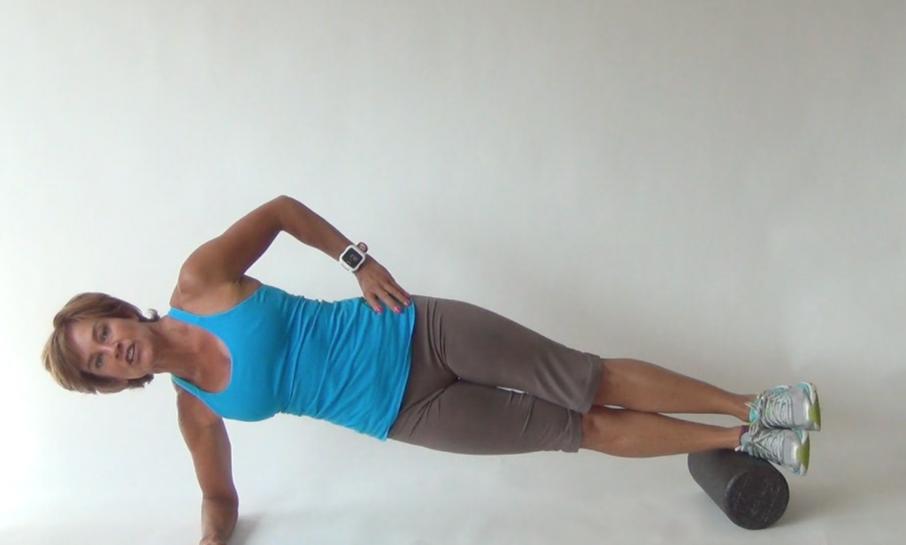core exercise for getting rid of belly pouch