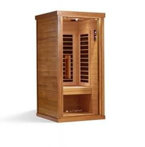Sunlighten sauna for detox hormone testing