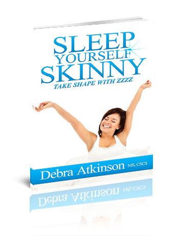 sleep yourself skinny tips