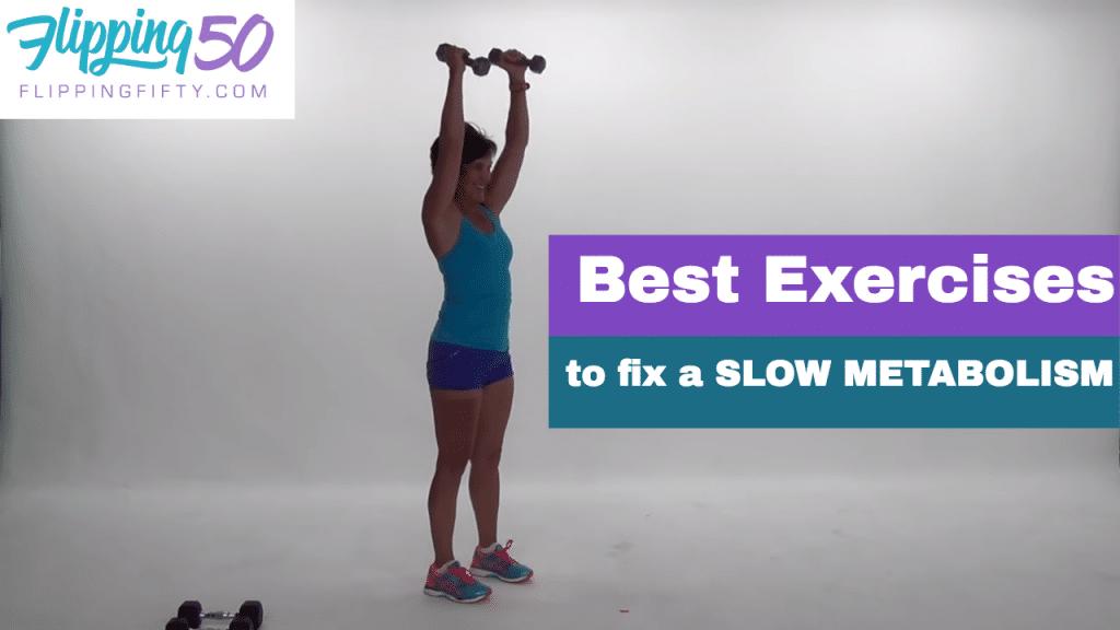 slow metabolism boosting