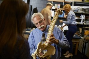 back pain expert Stuart McGill