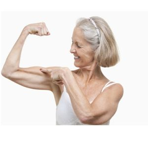 happier and stronger as you age