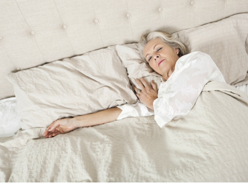 best time to exercise for good night's sleep