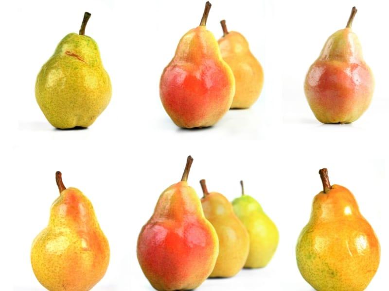 perfect pear berry crisp