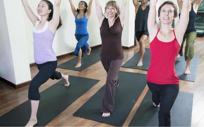 yoga for hormone balance