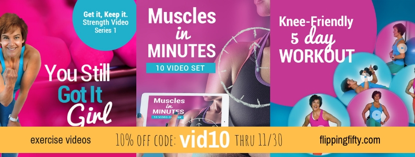 exercise videos for women over 50