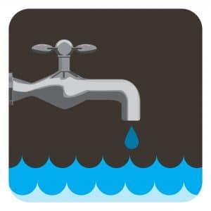 water fawcet