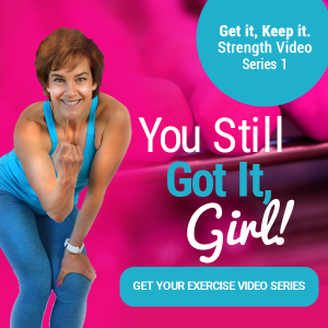 exercise video series for women over 50